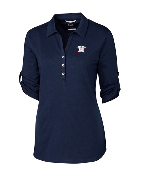 Houston Astros Americana Ladies' Thrive Polo