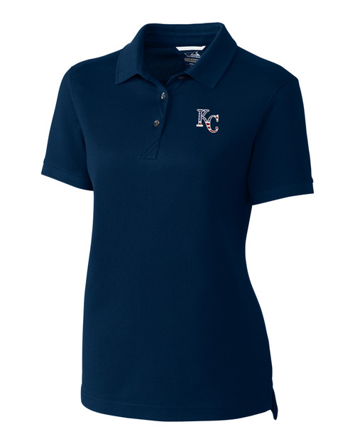 Kansas City Royals Americana Ladies' Advantage Polo