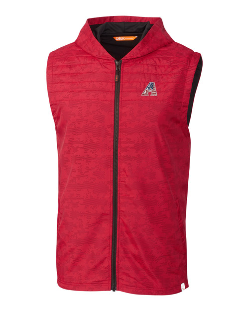Arizona Diamondbacks Americana Men's Swish Printed Vest