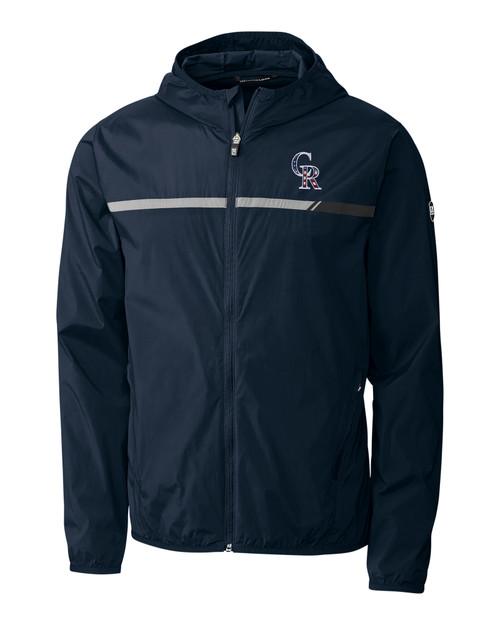 Colorado Rockies Americana Men's Breaker Sport Jacket