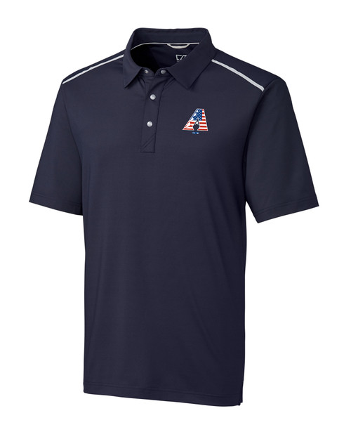 Arizona Diamondbacks Americana B&T Fusion Polo