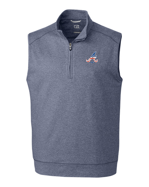 Atlanta Braves Americana B&T Shoreline Vest