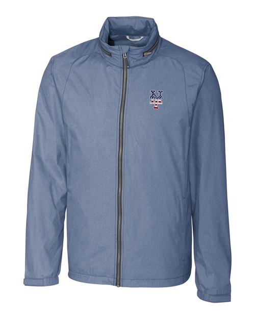 New York Mets Americana B&T Panoramic Jacket