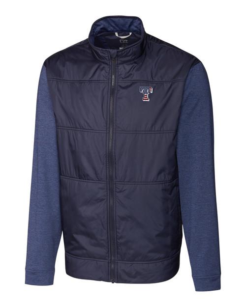 Texas Rangers Americana B&T Stealth Full Zip Jacket