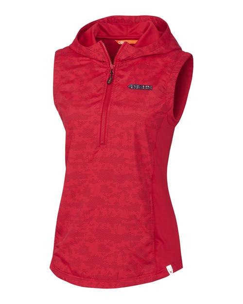 San Francisco 49ers Americana Ladies' Swish Printed Sport Vest