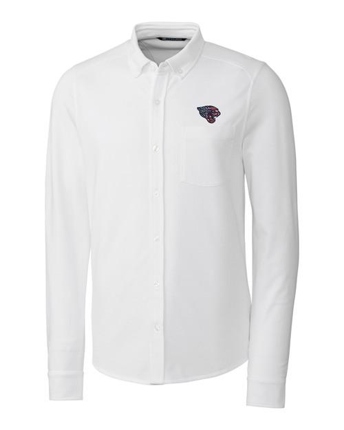 Jacksonville Jaguars Americana Reach Oxford Shirt