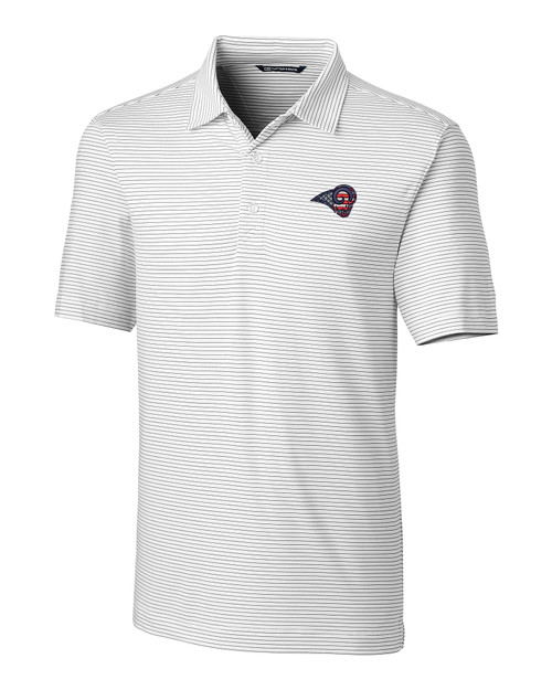 LA Rams Americana Forge Pencil Stripe Polo