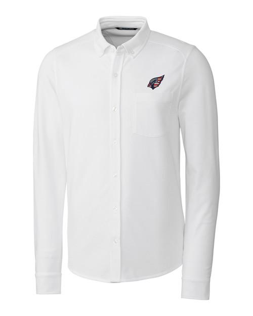 Arizona Cardinals Americana B&T Reach Oxford Shirt