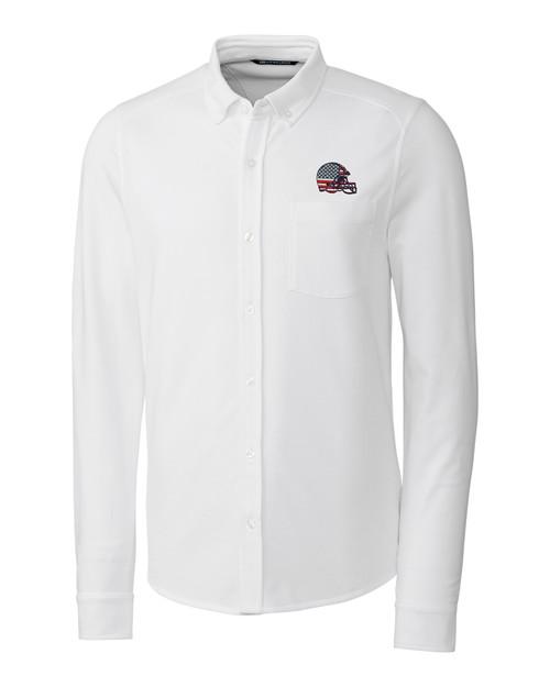 Cleveland Browns Americana B&T Reach Oxford Shirt