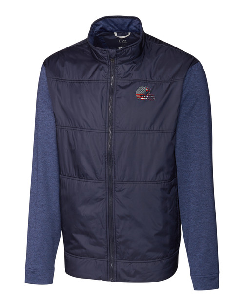 Cleveland Browns Americana B&T Stealth Full-Zip