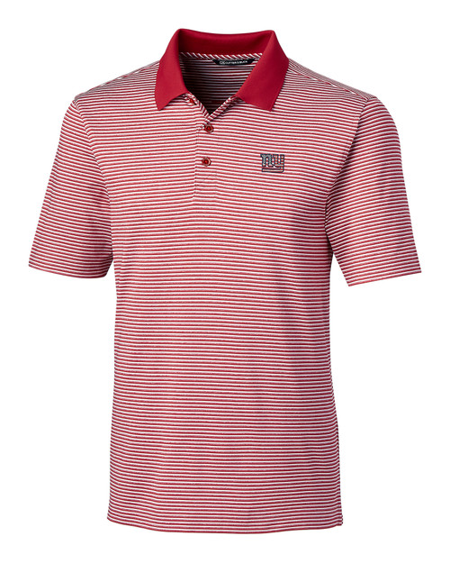 New York Giants Americana B&T Forge Polo Tonal Stripe