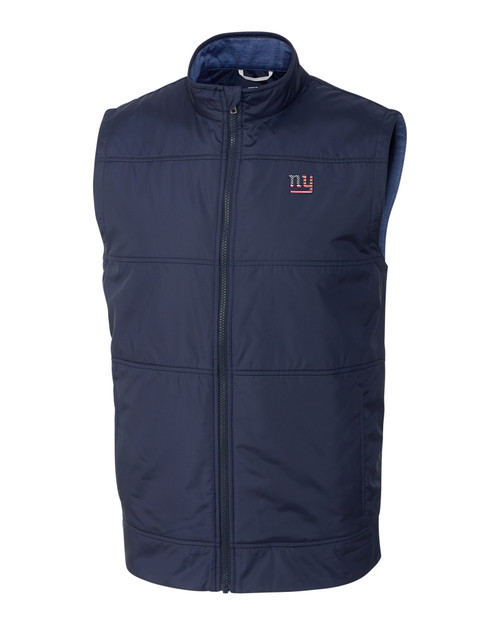 New York Giants Americana B&T Stealth Full-Zip Vest