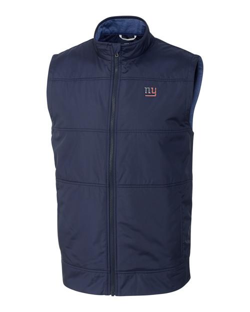 New York Giants Americana B&T Stealth Full-Zip Vest