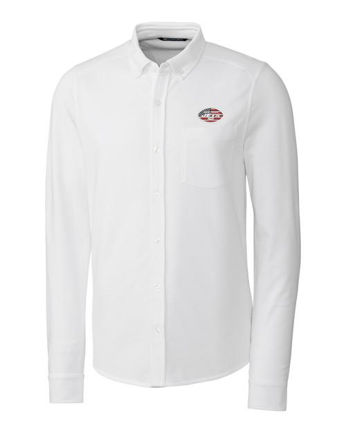 New York Jets Americana B&T Reach Oxford Shirt 1
