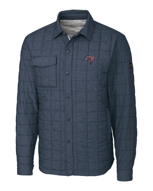 Tampa Bay Buccaneers Americana B&T Rainier Shirt Jacket