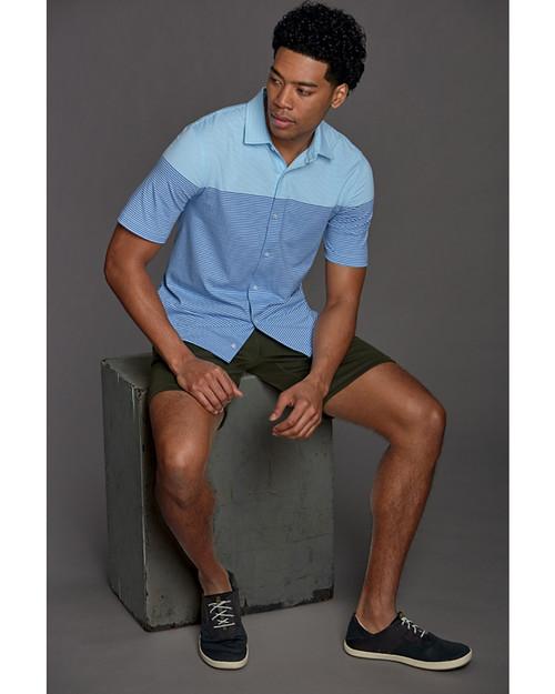 Pioneer Short-Sleeve Stripe Shirt 2