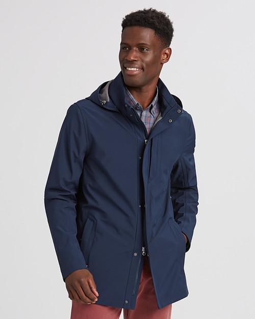 Shield Hooded Jacket 1