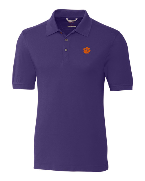 Clemson Tigers B&T Advantge Polo