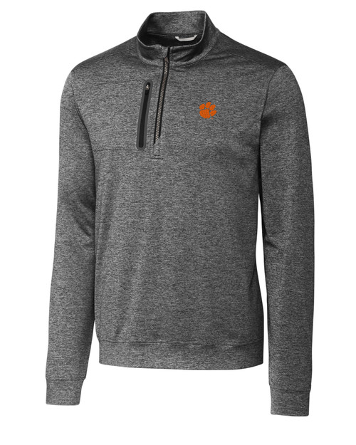 Clemson Tigers B&T Stealth Half Zip
