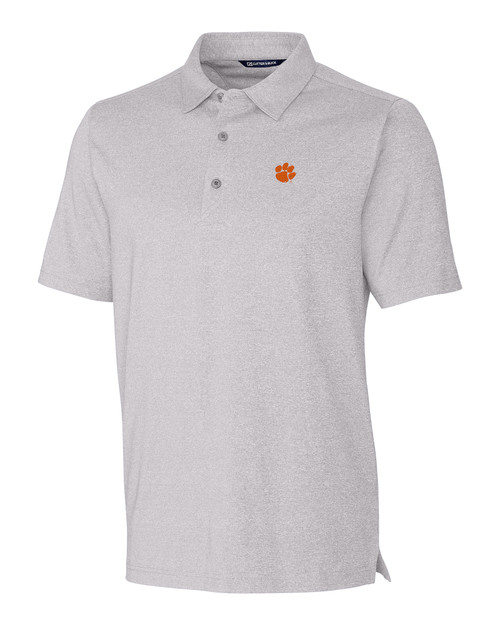Clemson Tigers Forge Heather Polo 1