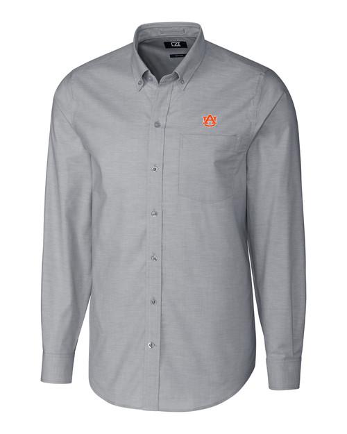 Auburn Tigers Stretch Oxford Shirt