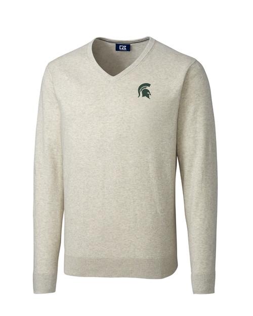 Michigan State B&T Lakemont V-Neck Sweater 1