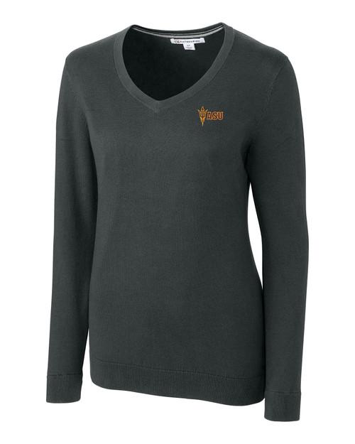 Arizona State Ladies' Lakemont V-Neck Sweater