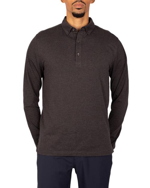 Advantage Jersey Polo L/S 1