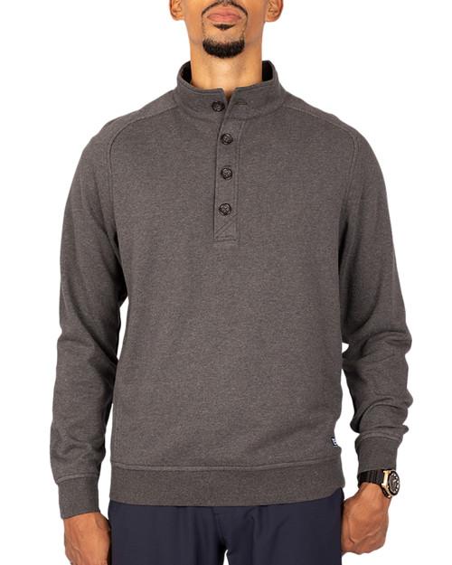 Saturday Mock Sweatshirt