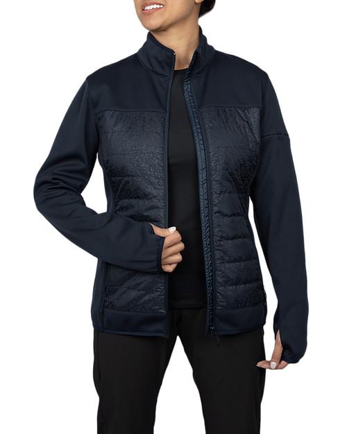 Clique Fiery Hybrid Lady Jacket 1