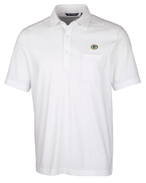 Green Bay Packers Advantage Jersey Polo 1