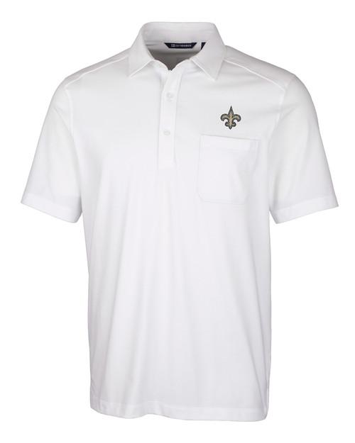 New Orleans Saints Advantage Jersey Polo 1