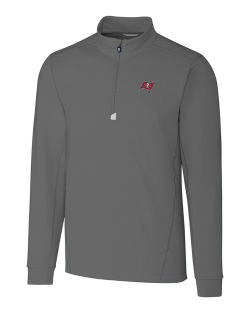 Tampa Bay Buccaneers Big & Tall Traverse Half Zip 1