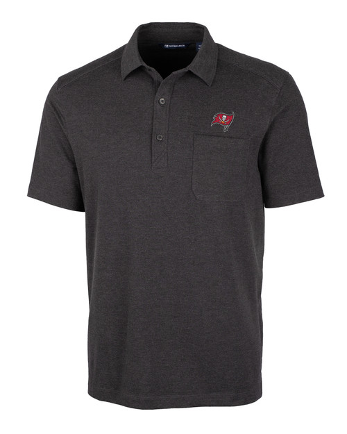 Tampa Bay Buccaneers Advantage Jersey Polo 1