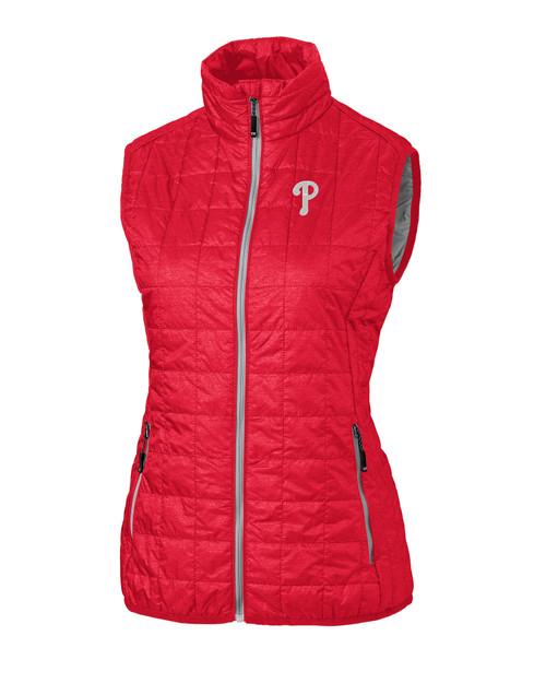 Philadelphia Phillies Ladies' Rainier Vest RD_MANN_HG 1