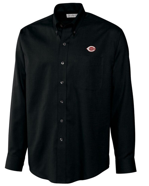 Cincinnati Reds B&T L/S Epic Easy Care Nailshead