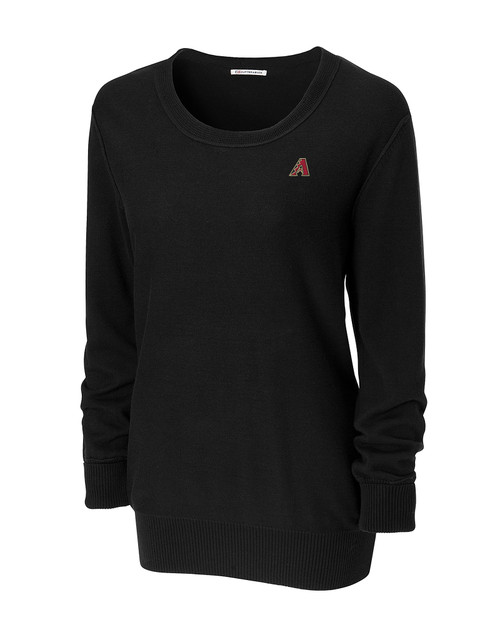 Arizona Diamondbacks Women's Broadview Scoop Neck Sweater