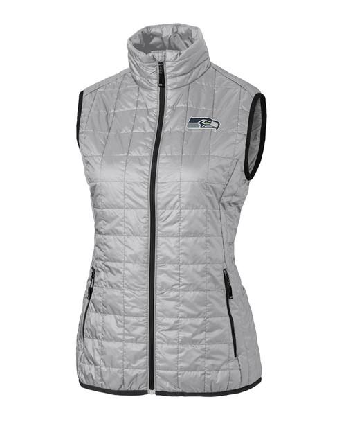 Seattle Seahawks - Ladies' Rainier Vest POL_MANN_HG 1