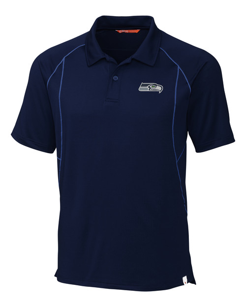 Seattle Seahawks - CBUK Grip Polo NA_MANN_HG 1