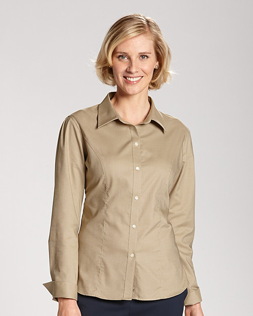 Ladies' L/S Epic Easy Care Nailshead 1