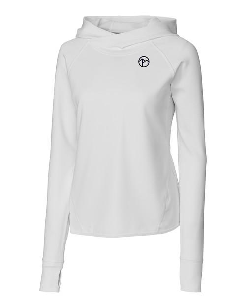 CGA Ladies' Traverse Sweatshirt Hoodie WH_MANN_HG 1