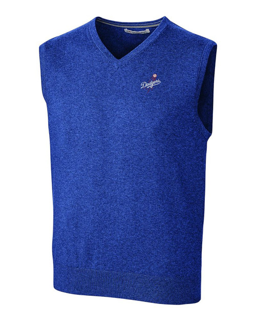Los Angeles Dodgers B&T Lakemont V-Neck Vest