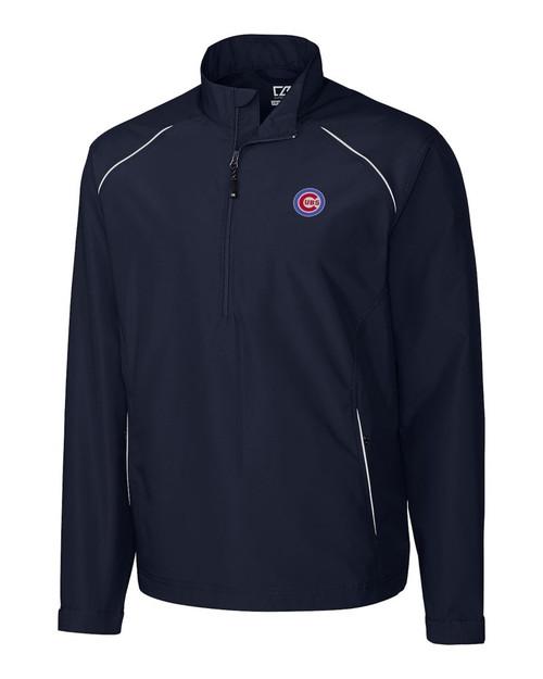 Chicago Cubs B&T Beacon Half Zip Jacket