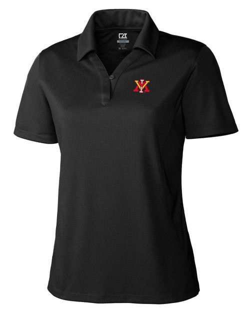 Virginia Military Institute Women's CB DryTec Genre Polo 1