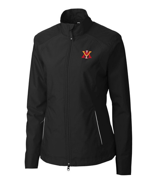 Virginia Military Institute Women's CB WeatherTec Beacon Full Zip Jacket
