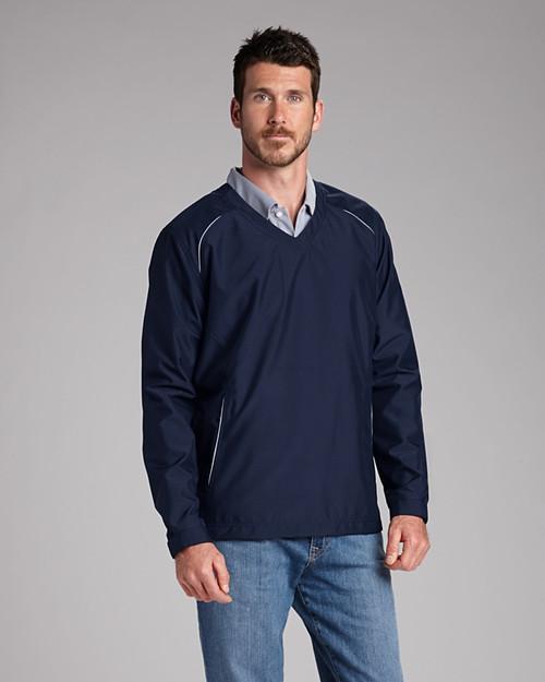 Big & Tall Beacon V-Neck Jacket