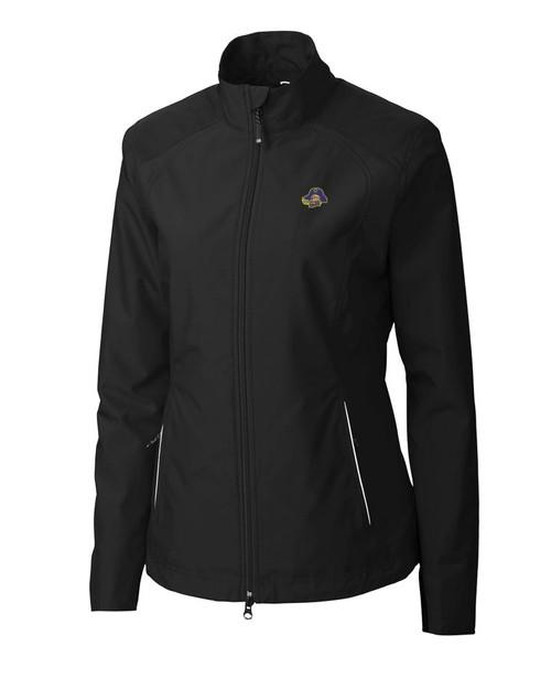 ECU Pirates Women's CB WeatherTec Beacon Full Zip Jacket