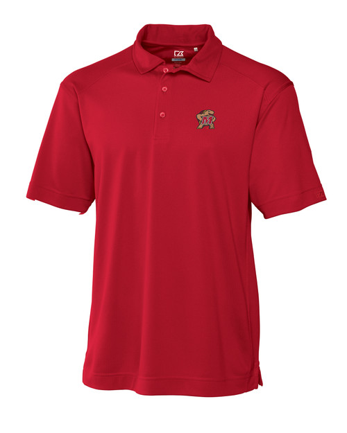 Maryland Terrapins   CB DryTec Genre Polo