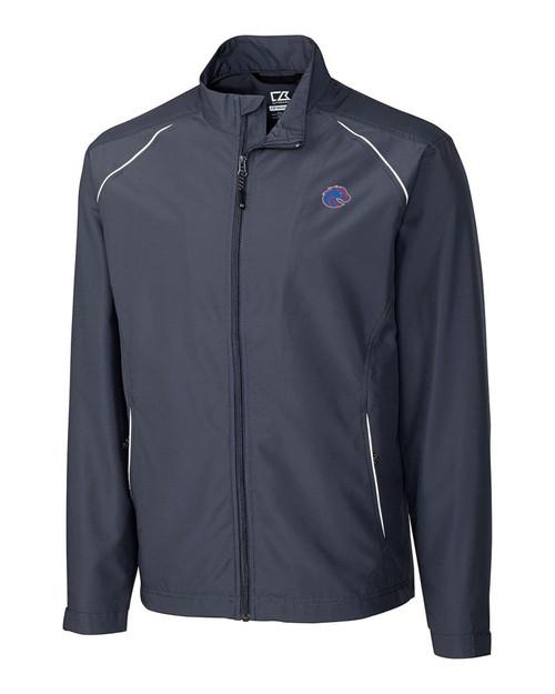 Boise State Broncos Men's CB WeatherTec Beacon Full Zip Jacket