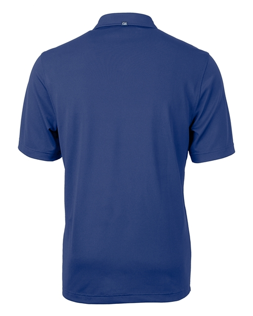 Cutter & Buck Virtue Eco Pique Recycled Mens Big and Tall Polo TBL_MANNB_HG 1